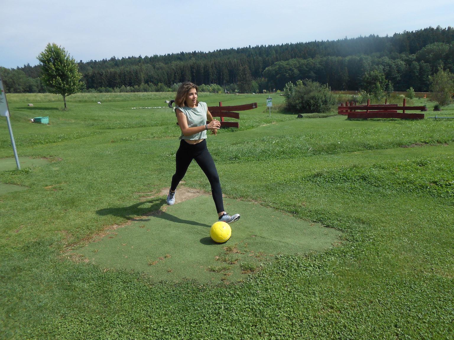 Soccerpark Bayern (C-Mädchen)