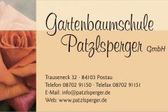 Baumschule Patzlsberger