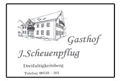 Scheuenpflug