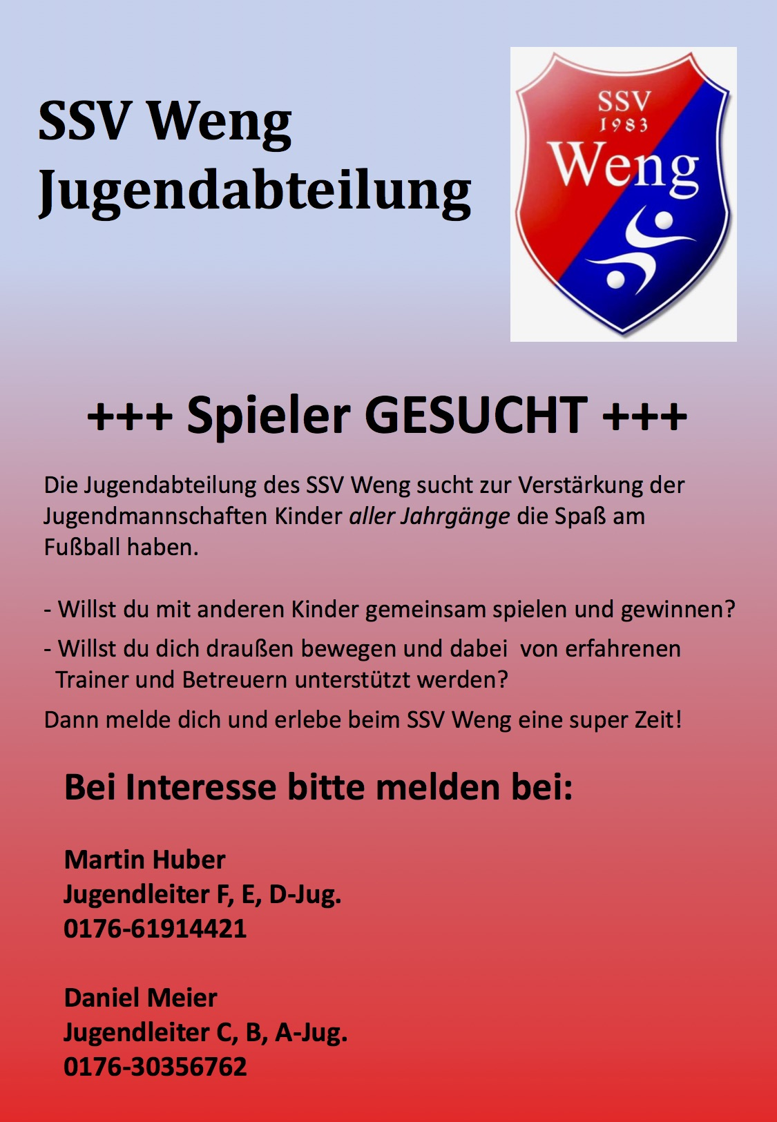 GESUCHT_Spieler